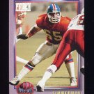 1993 Power Update Moves Football #35 Gary Zimmerman - Denver Broncos