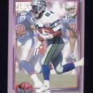 1993 Power Update Moves Football #29 Kelvin Martin - Seattle Seahawks