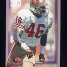 1993 Power Update Moves Football #27 Tim McDonald - San Francisco 49ers