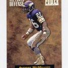 1993 Power Football All-Power Defense #19 Audray McMillian - Minnesota Vikings