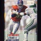 1993 Power Football #199 Shane Dronett - Denver Broncos