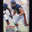1993 Power Football #193 Trace Armstrong - Chicago Bears
