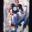 1993 Power Football #191 Jeff Wright - Buffalo Bills