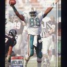 1993 Power Football #188 Keith Jackson - Miami Dolphins