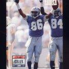 1993 Power Football #186 Willie Green - Detroit Lions