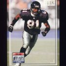 1993 Power Football #181 Michael Haynes - Atlanta Falcons