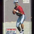 1993 Power Football #115 Jeff Hostetler - Los Angeles Raiders