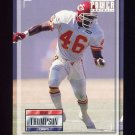 1993 Power Football #046 Bennie Thompson - Kansas City Chiefs