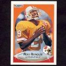 1990 Fleer Football #353 Ricky Reynolds - Tampa Bay Buccaneers