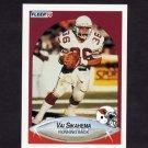 1990 Fleer Football #339 Vai Sikahema - Phoenix Cardinals