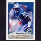 1990 Fleer Football #277 Bennie Blades - Detroit Lions
