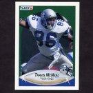 1990 Fleer Football #270 Travis McNeal - Seattle Seahawks