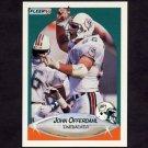 1990 Fleer Football #245 John Offerdahl - Miami Dolphins