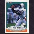 1990 Fleer Football #239 Mark Duper - Miami Dolphins