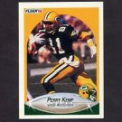 1990 Fleer Football #174 Perry Kemp - Green Bay Packers
