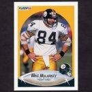 1990 Fleer Football #148 Mike Mularkey - Pittsburgh Steelers
