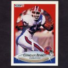 1990 Fleer Football #111 Cornelius Bennett - Buffalo Bills