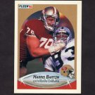 1990 Fleer Football #001 Harris Barton - San Francisco 49ers