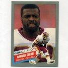 1991 Fleer Football All-Pros #16 Darrell Green - Washington Redskins