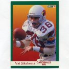 1991 Fleer Football #349 Vai Sikahema - Phoenix Cardinals