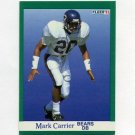 1991 Fleer Football #216 Mark Carrier - Chicago Bears