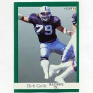 1991 Fleer Football #108 Bob Golic - Los Angeles Raiders
