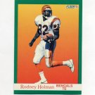 1991 Fleer Football #023 Rodney Holman - Cincinnati Bengals