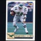 1992 Upper Deck Football #481 Herschel Walker - Philadelphia Eagles