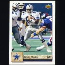 1992 Upper Deck Football #473 Kelvin Martin - Dallas Cowboys