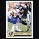 1992 Upper Deck Football #460 Anthony Smith - Los Angeles Raiders