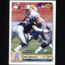 1992 Upper Deck Football #448 Ray Childress - Houston Oilers