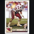 1992 Upper Deck Football #443 Eric Hill - Phoenix Cardinals