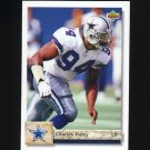 1992 Upper Deck Football #438 Charles Haley - Dallas Cowboys