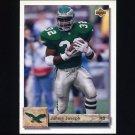 1992 Upper Deck Football #388 James Joseph - Philadelphia Eagles