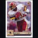 1992 Upper Deck Football #344 Art Monk - Washington Redskins