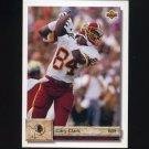 1992 Upper Deck Football #316 Gary Clark - Washington Redskins