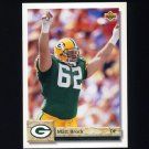 1992 Upper Deck Football #293 Matt Brock - Green Bay Packers