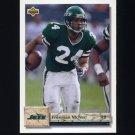 1992 Upper Deck Football #285 Freeman McNeil - New York Jets