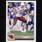 1992 Upper Deck Football #268 Ken Harvey - Phoenix Cardinals