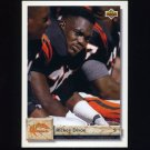 1992 Upper Deck Football #264 Rickey Dixon - Cincinnati Bengals