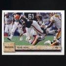 1992 Upper Deck Football #251 Kevin Mack - Cleveland Browns