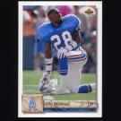 1992 Upper Deck Football #238 Cris Dishman - Houston Oilers