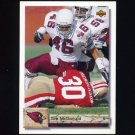 1992 Upper Deck Football #195 Tim McDonald - Phoenix Cardinals
