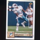 1992 Upper Deck Football #159 Mark Clayton - Miami Dolphins