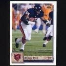 1992 Upper Deck Football #151 Richard Dent - Chicago Bears