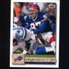 1992 Upper Deck Football #142 Cornelius Bennett - Buffalo Bills