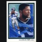 1992 Upper Deck Football #098 Brian Blades TC - Seattle Seahawks