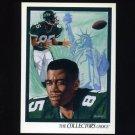1992 Upper Deck Football #089 Rob Moore TC - New York Jets