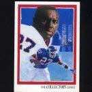 1992 Upper Deck Football #088 Rodney Hampton TC - New York Giants