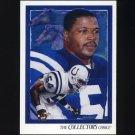 1992 Upper Deck Football #082 Jeff Herrod TC - Indianapolis Colts